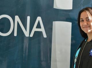 Victoria Lomanto, la estudiante rosarina que es finalista de un concurso de la NASA