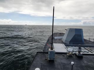 Los sistemas navales de Leonardo demuestran liderazgo tecnológico en el ejercicio Formidable Shield