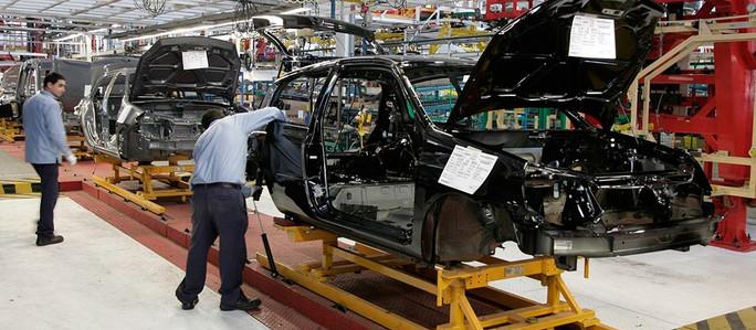 La producción de vehículos marcó una caída de 18,3%, en 2020