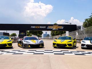 Chevrolet presenta el Corvette Stingray Edición Especial 2022