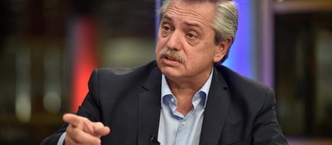 Fernández ya está reunido con gobernadores y ministros en Olivos