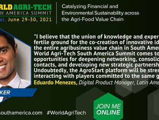 Líderes de BASF participan de World Agri-Tech Summit para debatir sobre sustentabilidad e innovación