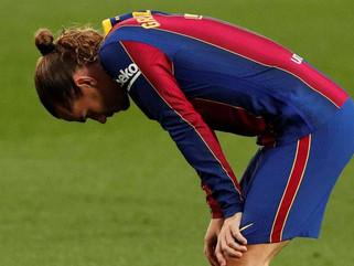 Barcelona quiere desprenderse de Griezmann y ahora propuso un trueque con un argentino