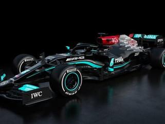 El equipo Mercedes AMG PETRONAS presenta su monoplaza 2021, mientras aumenta la emoción por la F1