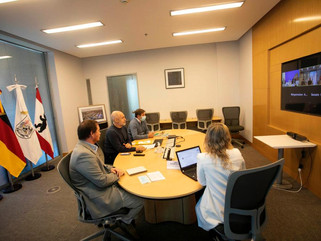 Rodríguez Larreta se reunió con el alcalde de Berlín