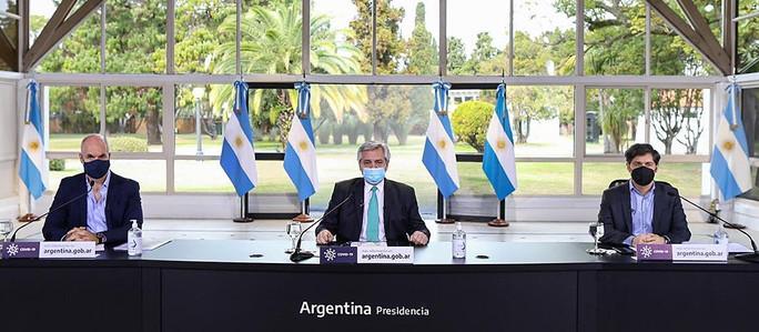 Cuarentena: sin cambios hasta el 16 de agosto