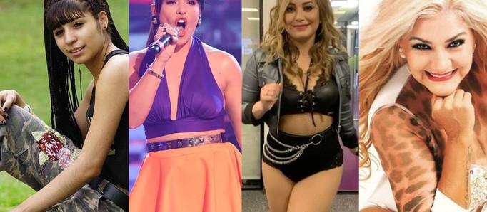 """Las mujeres de la cumbia se preparan para un gran show en el """"Cantando 2020"""""""