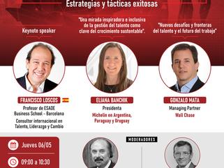 IV FÓRUM NACIONAL DE TALENTO: LA BATALLA POR EL TALENTO