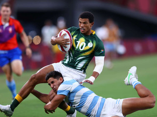 Batacazo de Los Pumas en los Juegos Olímpicos: vencieron a Sudáfrica y se clasificaron a semifinales