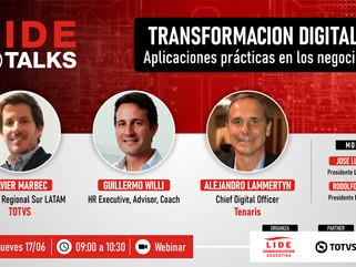 TRANSFORMACIÓN DIGITAL: Aplicaciones prácticas en los negocios