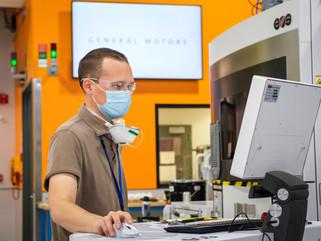 General Motors aumenta la agilidad y la velocidad al abrir un nuevo centro de industrialización de a