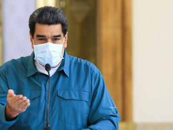 """Nicolás Maduro afirma que Venezuela desarrolló una medicina que """"anula el 100 % del COVID-19"""""""