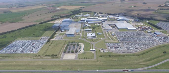 General Motors reabre su Planta de Alvear bajo estrictos protocolos de salud y seguridad