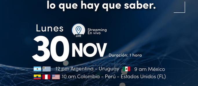 Encuentro Virtual para Latinoamérica: Trust y Fideicomisos familiares: lo que hay que saber