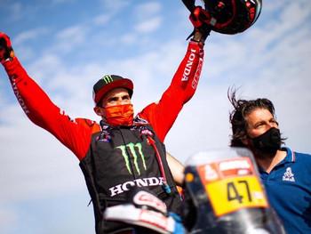 Por primera vez un argentino ganó el Rally Dakar en la categoría motos