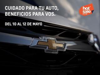 Chevrolet participará del evento digital de promociones Hot Sale con descuentos exclusivos