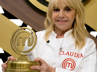 """Claudia Villafañe ganó """"MasterChef Celebrity"""""""