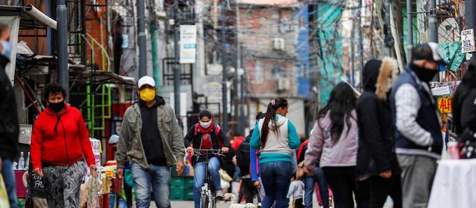 El mapa de la pobreza: Buenos Aires, Córdoba y Rosario, los centros urbanos con mayor cantidad de po