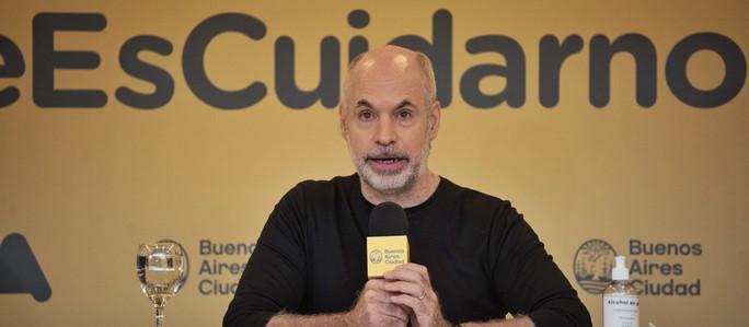 Rodríguez Larreta: Es la confianza en la acción colectiva lo que nos va a impulsar a salir adelante