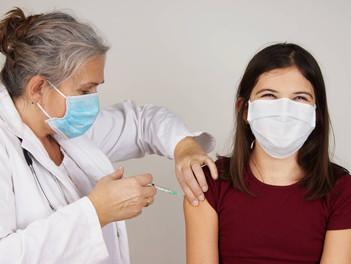 Esta semana podrán inscribirse los chicos de 12 años para vacunarse en Provincia