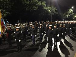 Ensayos Desfile 20 de julio