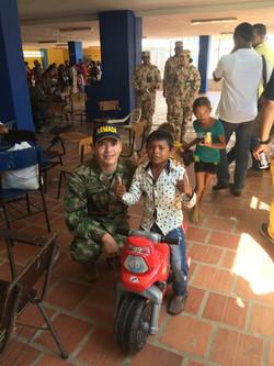 Entrega Juguetes Niños Wayúu