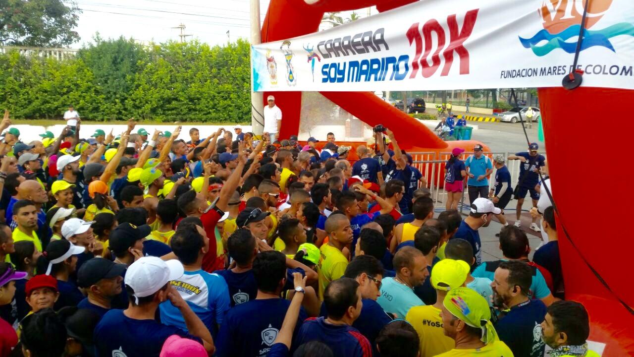 Carrera Soy Marino 10K