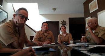 Balance Ganador para la RNC  DPORA y CPORA cumplen visita al Pacífico