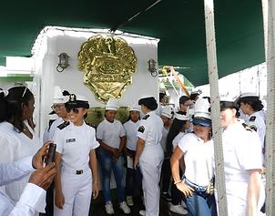 Unos marineros muy especiales