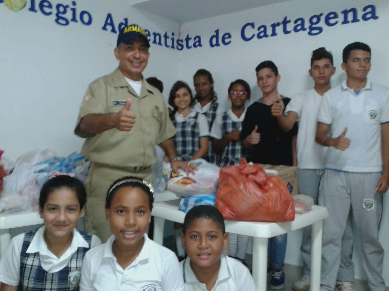 Actividad Colegio Adventistas