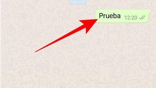 ¿Cómo borrar mensajes equivocados en Chats de WA?