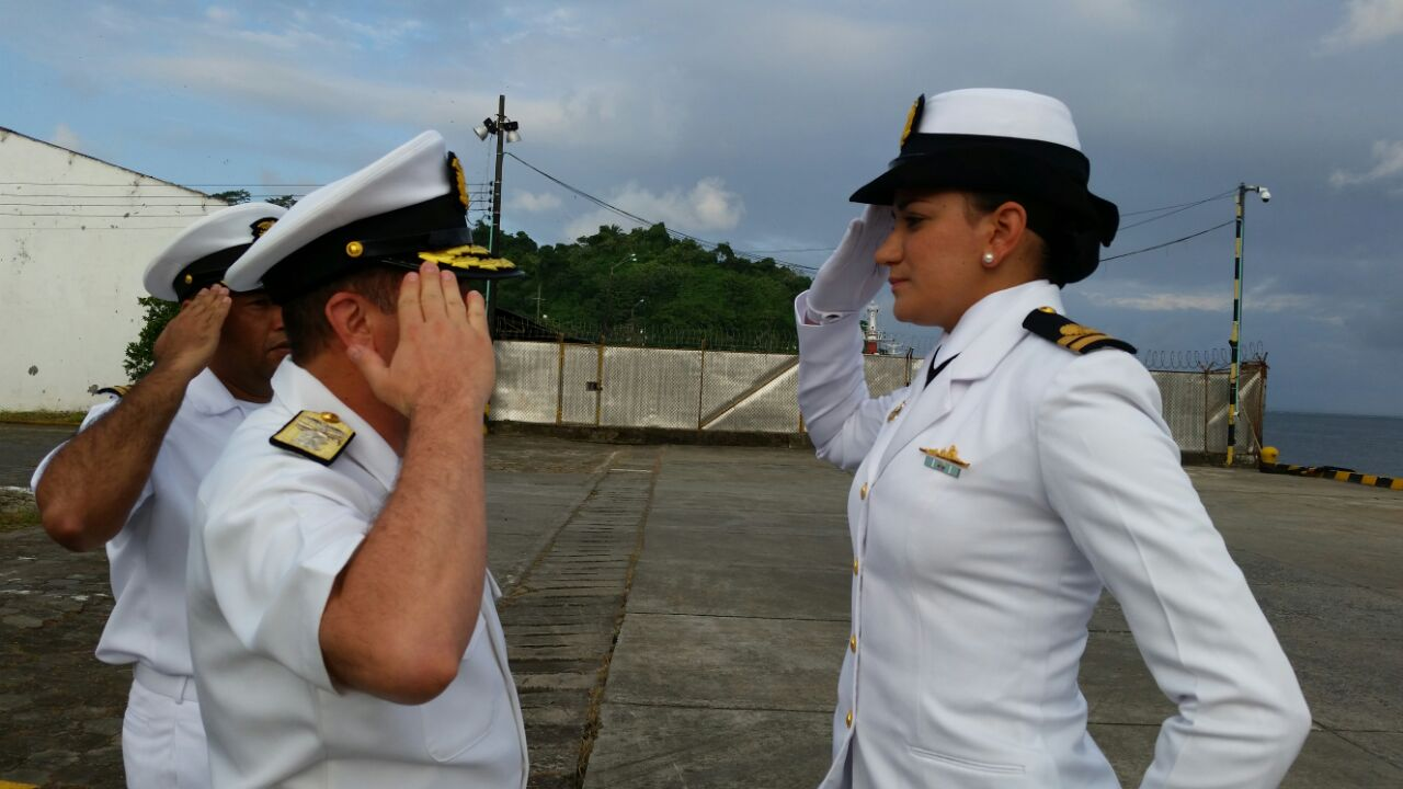 Mujer Comandante