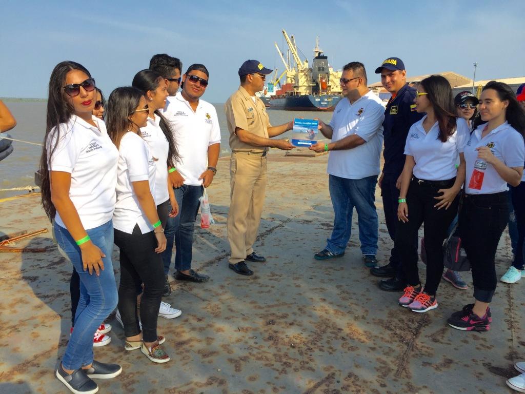 Estudiantes en COAMI Barranquilla