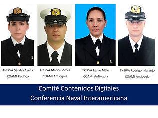 Un apoyo invaluable de Oficiales de Reserva a Comunicaciones Estratégicas Armada durante el SAIL 2018