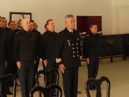 Discurso Ceremonia de Clausura del Curso de Formación XIII COAMI Bogotá