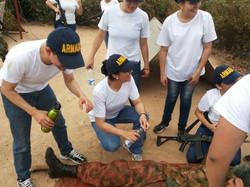 2408 Periodistas en Tolemaida