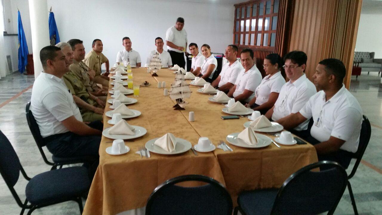 Aspirantes en COAMI Cartagena