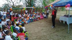 Día del Niño en barrio el Pozón