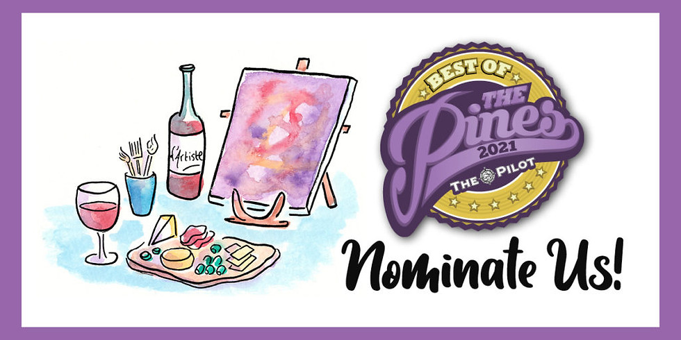 CLICK RSVP TO NOMINATE US FOR BEST OF THE PINES 2021