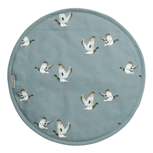 Ducks Circular Hob Cover