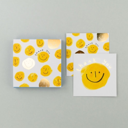 Thank You Happy Faces
