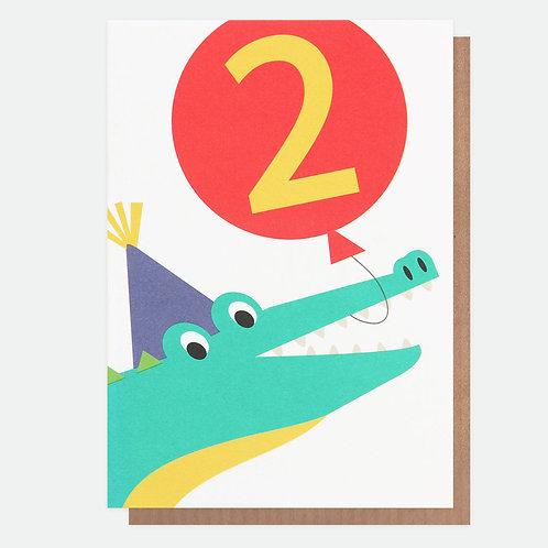 2 Crocodile Age