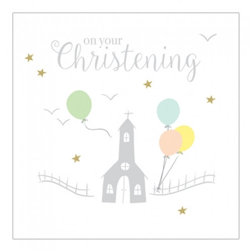 On Your Christening Church