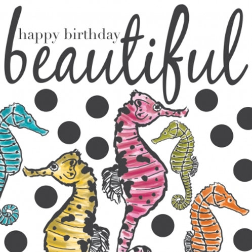 Happy Birthday Seahorses