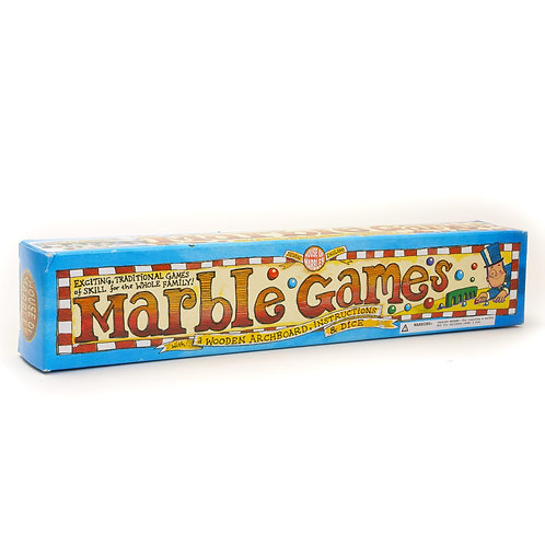 Marble Games - House of Marbles