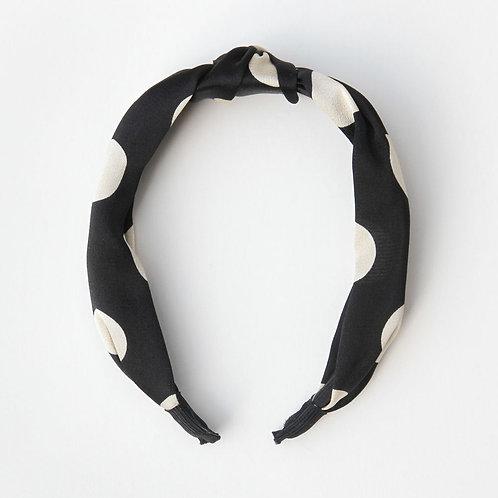 Black Spot Headband