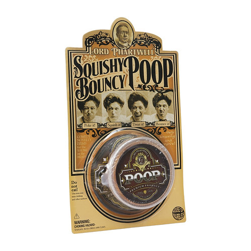 Squishy Bouncy Poop - House Of Marbles