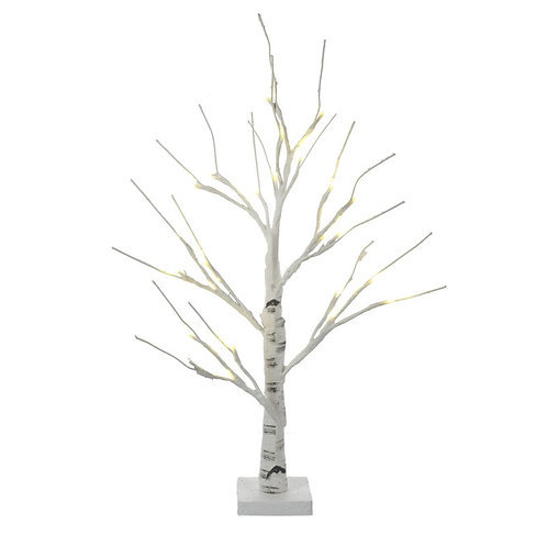 Birch Tree Led Battery Operated