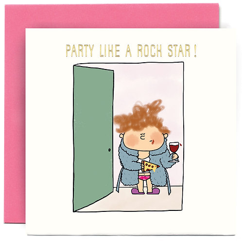 Party Like A Rock Star!