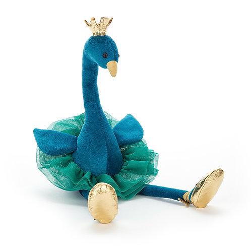 Fancy Peacock - Medium